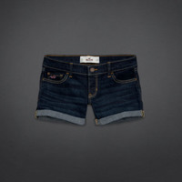 Hollister Low Rise Midi Shorts