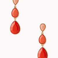 Ombré Teardrop Earrings
