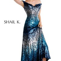 Shail K 3304 at Prom Dress Shop