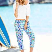 Mid-rise Beach Cover-up Pant - Beach Sexy - Victoria's Secret