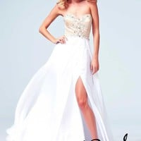 Cassandra Stone 81957A at Prom Dress Shop