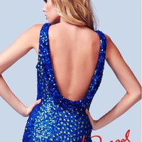 Cassandra Stone 3737A at Prom Dress Shop