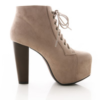 Haught Platform Booties | Trendy Shoes at Pink Ice