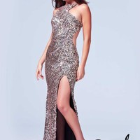 Cassandra Stone 3978A at Prom Dress Shop
