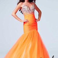 Cassandra Stone 48132A at Prom Dress Shop
