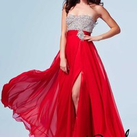 Cassandra Stone 61207A at Prom Dress Shop