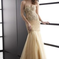 Jasz Couture 5077 at Prom Dress Shop
