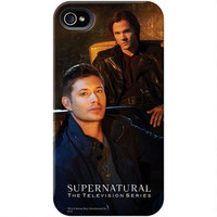 Supernatural Sam and Dean Portrait Phone Case for iPhone and Galaxy | WBshop.com | Warner Bros.