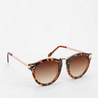 London Bridge Round Sunglasses - Urban Outfitters