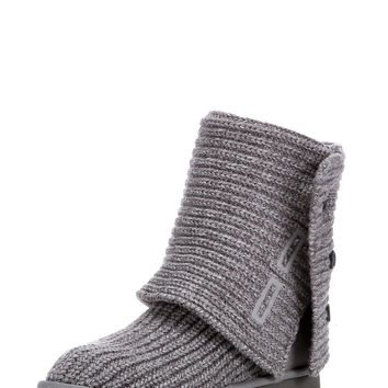 Ugg Women's Classic Cardy Boot - Grey