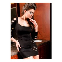 "Buy Wholesale Plus Barracuda Club Dress WSY1451 , from for $8.98 only in ""皮元素""Leatherelement."