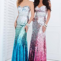 Tony Bowls Paris 114731 at Prom Dress Shop