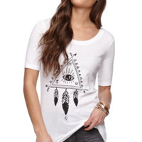 LA Hearts Tribal Eye Short Sleeve T-Shirt at PacSun.com