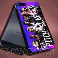 Heart Pitch Perfect - iPhone 4/4s/5c/5s/5 Case - Samsung Galaxy S3/S4 Case - Black or White