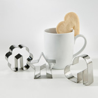 STAR SIDE-OF-THE-CUP COOKIE CUTTER
