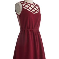Sipping Sangria Dress | Mod Retro Vintage Dresses | ModCloth.com