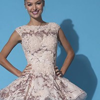 Jovani Cocktail 88259 at Prom Dress Shop