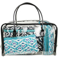 Walmart: Modella Tote Travel Set, Baroque, 4 pc