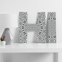 Lisa Argyropoulos Helena Decorative Letters