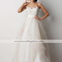 Destination Wedding Gown,Informal Wedding Gown