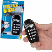 The Instant Audience Sounder