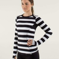 Base Runner Long Sleeve