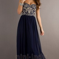 Stock Long/Short Party Gowns Cocktail Homecoming Bridesmaid Evening Prom Dresses