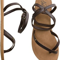 VOLCOM A LIST SANDAL &gt; Womens &gt; Footwear &gt; Sandals | Swell.com