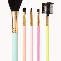 Favorite Things Cosmetic Brush Set