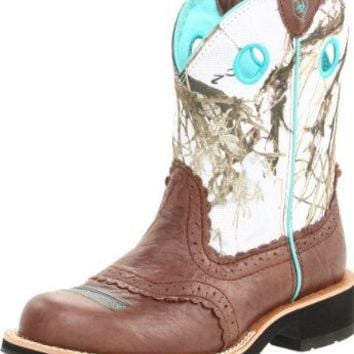Ariat Women's Fatbaby Cowgirl Boot