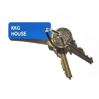 The Sorority House Key Tag - Kappa Kappa Gamma