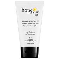 Sephora: Philosophy : Hope In A Jar SPF 25 : moisturizer-skincare