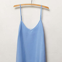 Scalloped Lila Cami
