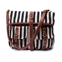 shi by journeys stripe backpack