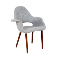 Tête-à-tête Chair in Gray