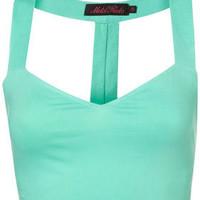 Salvita Bralet by Motel**  - Topshop