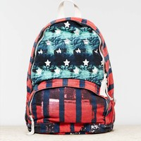 AEO MIXED GRAPHIC BACKPACK