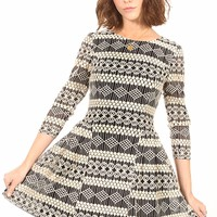 Tribal Desert Dress