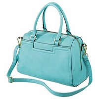 Merona® Satchel Handbag with Removable Shoulder Strap - Mint