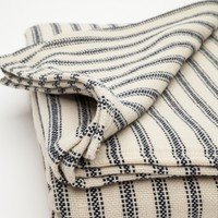 Faribault Woolen Mill Co. / Ticking Stripe Blanket