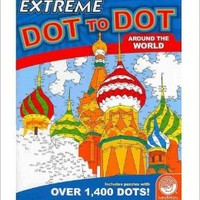 Extreme Dot to Dot: All Around the World Paperback – July 28, 2013 by Dave Koehler (Illustrator) , Adam Turner (Illustrator)