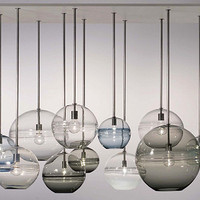 Strata Chandelier from jGoodDesign