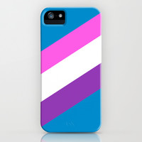Simple Lines Series iPhone & iPod Case by Pop E. Carp