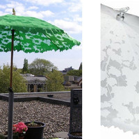 Shadylace Parasol from DROOG
