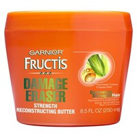 Garnier® Fructis® Damage Eraser Strength Reconstructing Butter Hair Mask - 8.5 oz