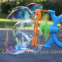 Double Bubble Blower - Creates Bubbles Inside Bubbes