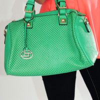 Starting With Me Purse: Kelly Green