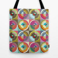 New York Beauty Tote Bag by Sharon Turner