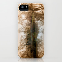 TREE - FLECTION 2 iPhone & iPod Case by Catspaws