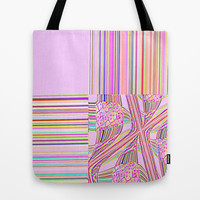 Re-Created Southern Cross II Tote Bag by Robert S. Lee